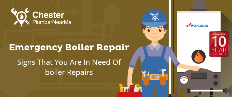 Emergency Boiler Repair Signs That You Are In Need Of